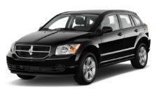 Кузовные пороги для Dodge Caliber