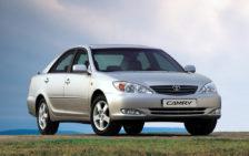 Кузовные пороги для Toyota Camry 30