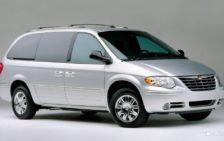 Кузовные пороги для Dodge Caravan / Chrysler Voyager