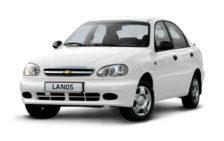 Кузовные пороги для Chevrolet Lanos