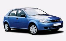 Кузовные пороги для Chevrolet Lacetti