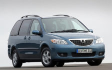 Кузовные пороги для Mazda MPV