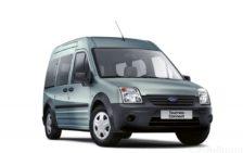 Кузовные пороги для Ford Tourneo Connect