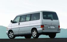 Кузовные пороги для Volkswagen Transporter T4